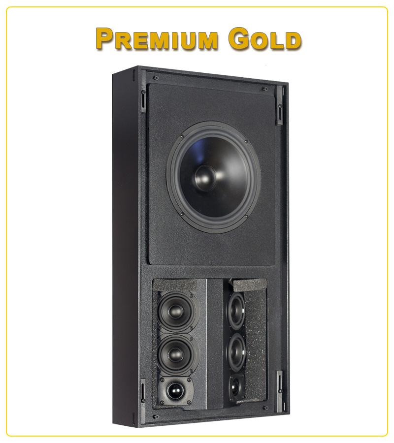 <p>Triad Audio Gold/4 Surround 46408-1000-1 Speaker</p>