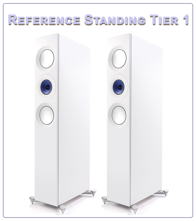 Reference Standing Tier 1 Home Theater