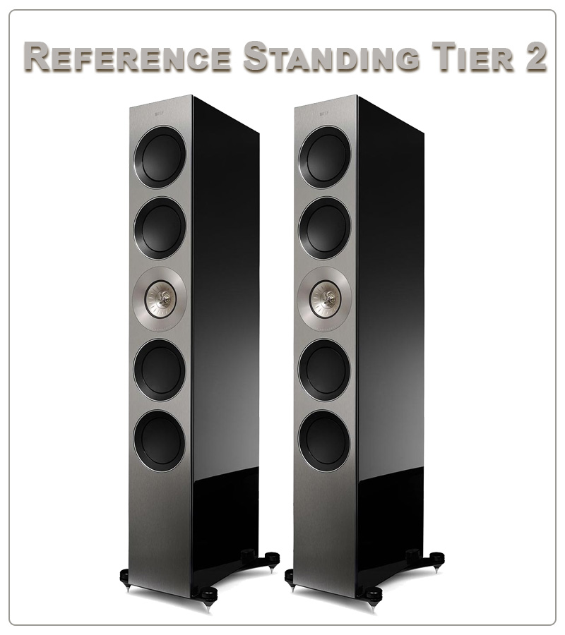 Reference Standing Tier 2 Home Theater