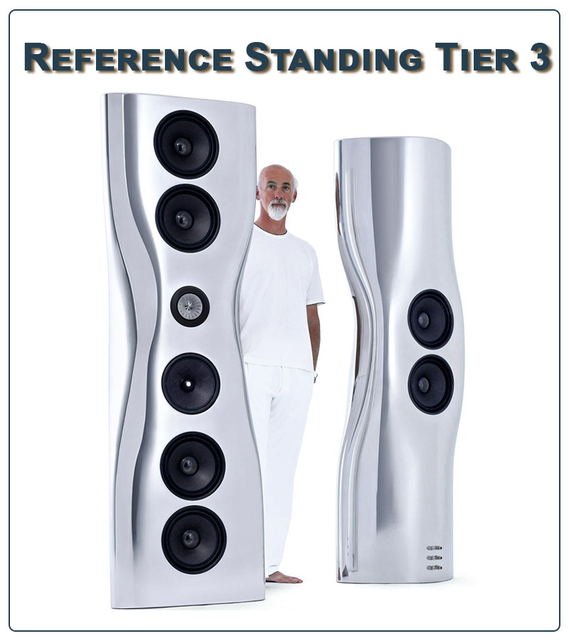 Reference Standing Tier 3