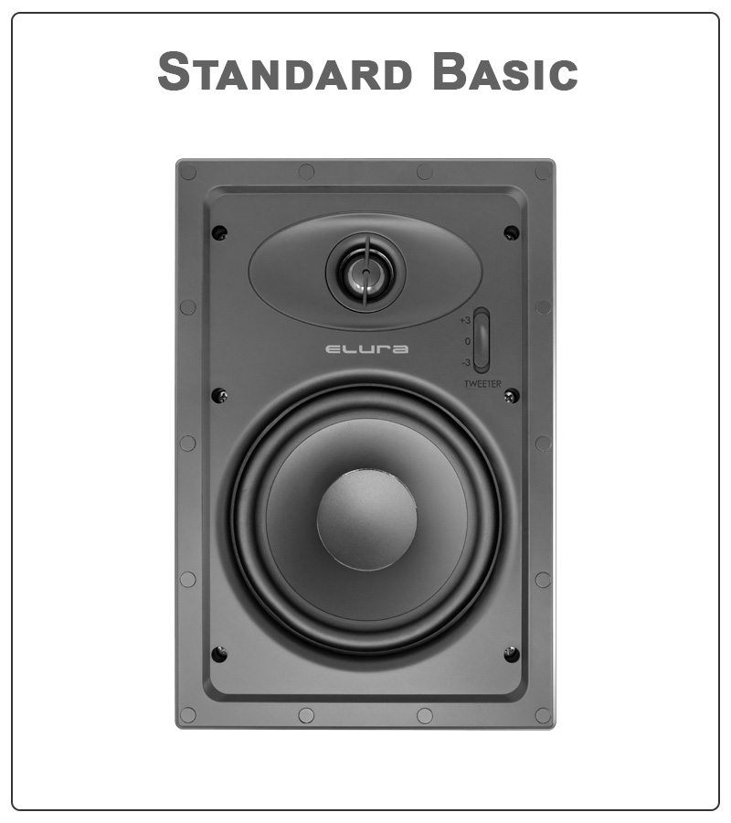 Standard Basic Home Theater Package