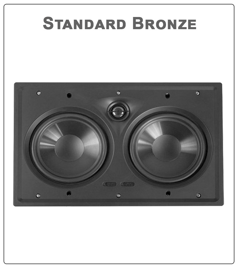 Standard Bronze Home Theater Packages