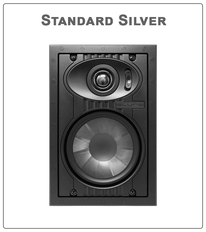 Standard Silver Home Theater Package