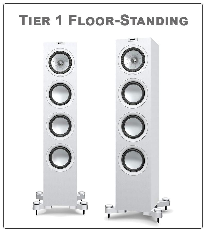 Tier 1 Floor Standing Home Theater