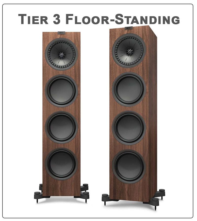 Tier3 Floor Standing Home Theater