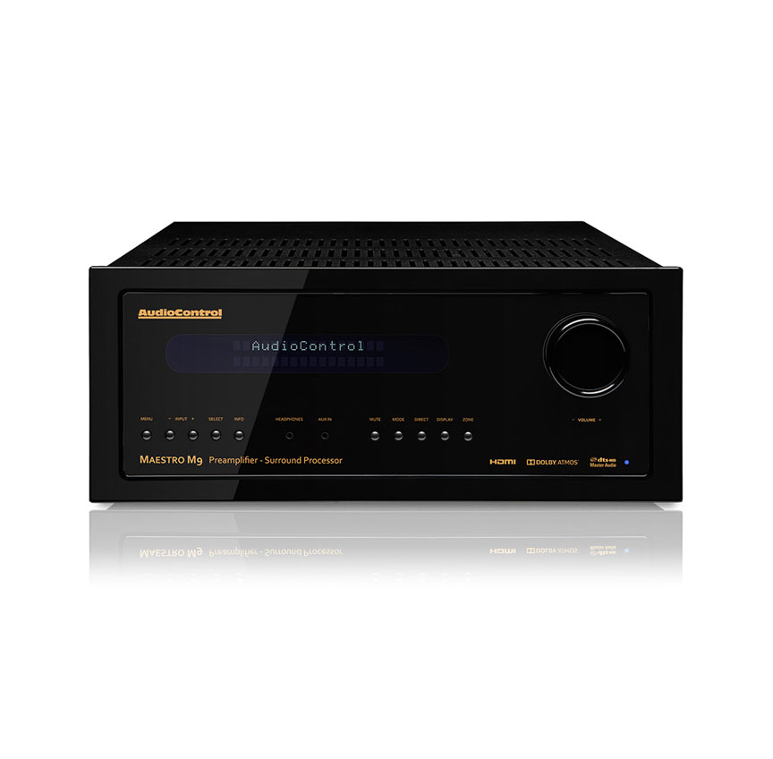Amplifiers and Processors Home Theater
