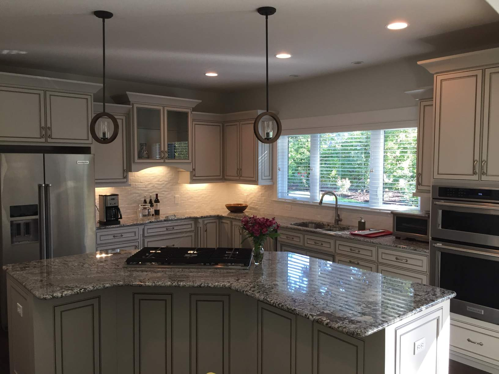 MK Custom Homes - Kitchens