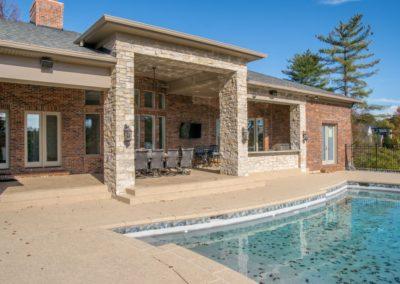 MK Custom Homes - Pools