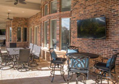 MK Custom Homes - Outdoor Living