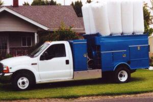 HPV-13EL - The truck running