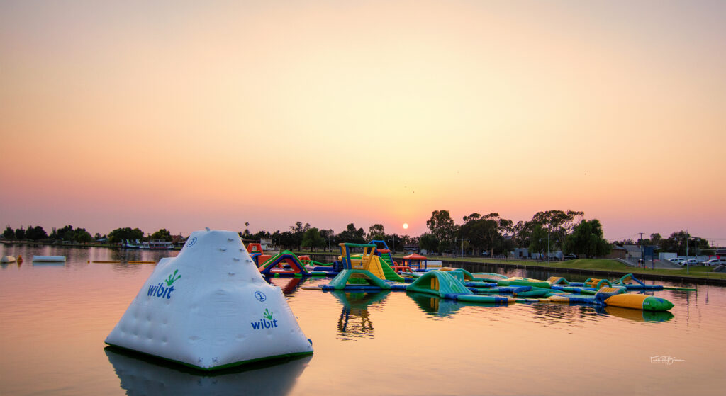 Aqua Land Lake Mulwala web