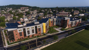 Nothing Common About Lehigh University's Southside Commons
