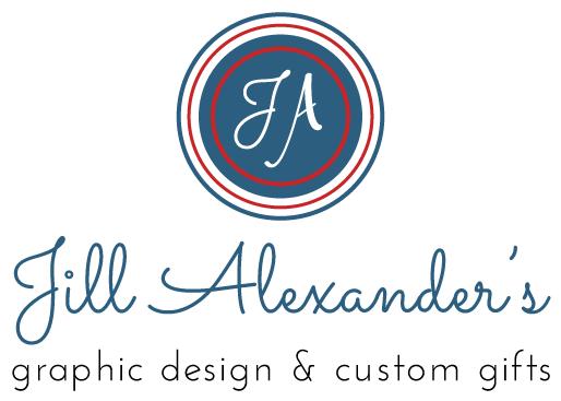 Brand & Invitation Designer | Jill Alexander's Design
