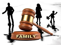 Family Law, Divorce, Child Custody, Alimony, Domestic Violence