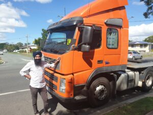 Volvo FM 9 Automatic for HR HC and MC