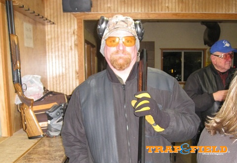 Winter Shooting - Trap and field magazine