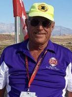 Former shooting sports coordinator for the Huntsman Senior Games, Harold Curry, attended this year's event. He is being inducted into the organization's Hall of Fame.