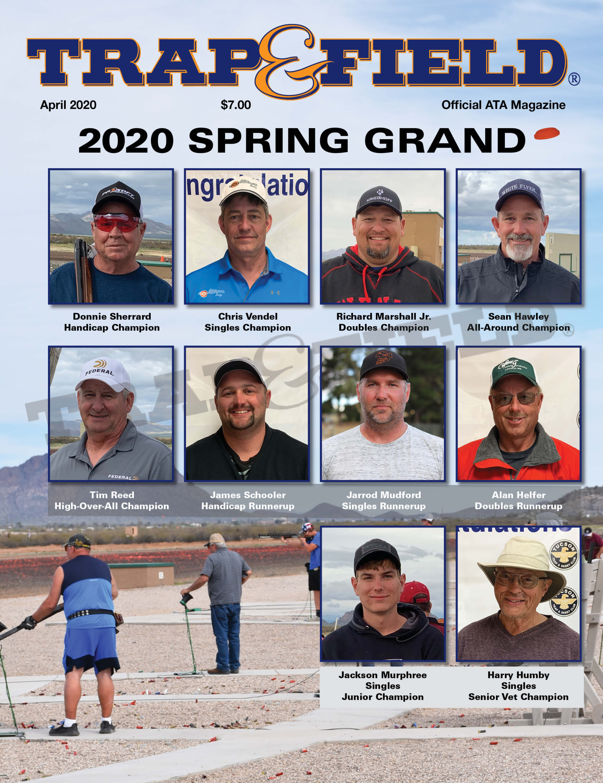 Trap and Field Magazine – April 2020 Issue