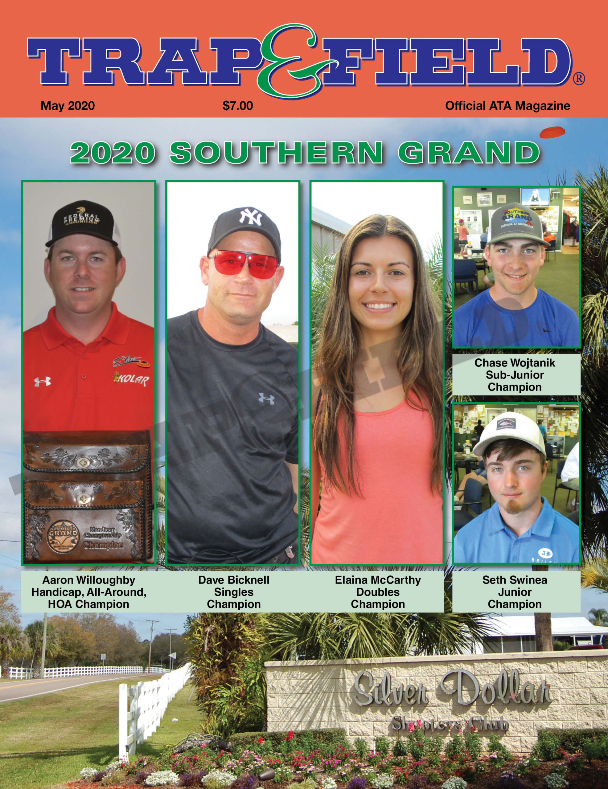 Trap and Field Magazine – May 2020 Issue