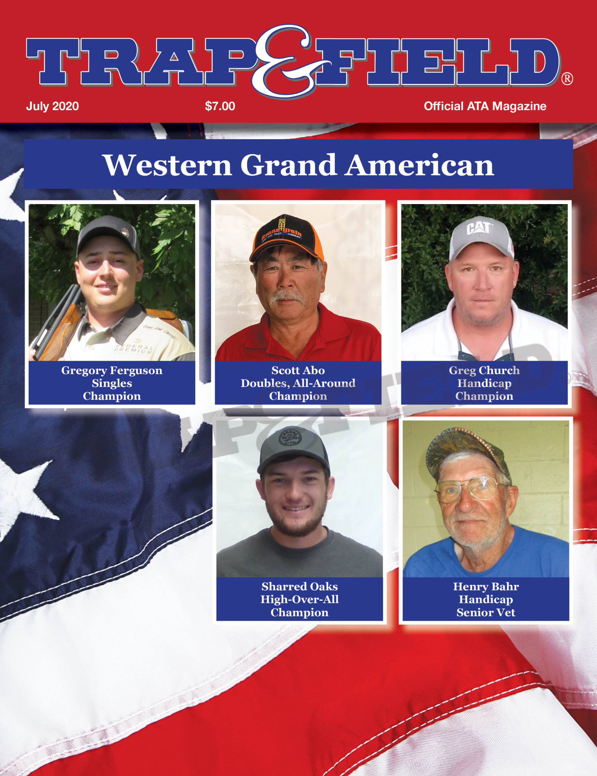 Trap and Field Magazine – July 2020 Issue