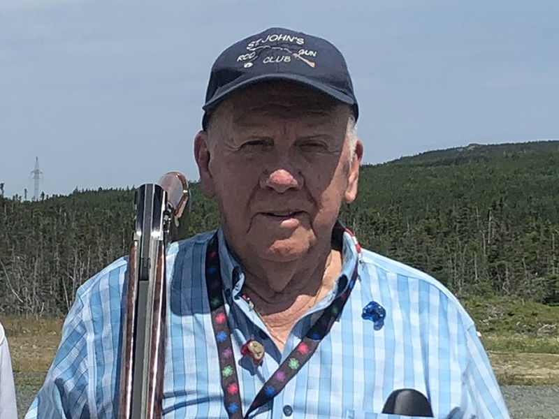 Atlantic Provinces shooter Paul Bailey passed away while doing what he loved fly fishing on the Eagle River