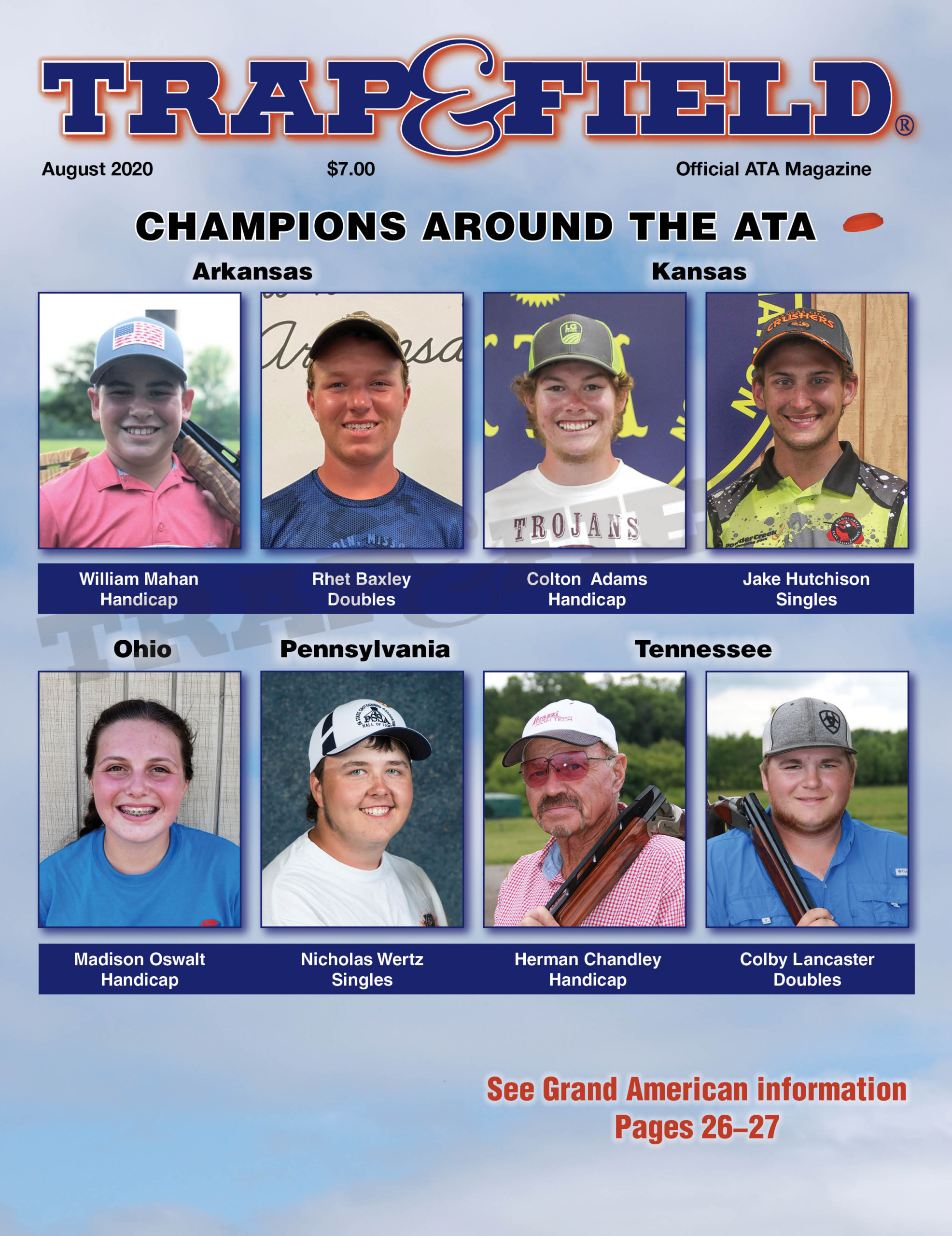 Trap and Field Magazine – August 2020 Issue