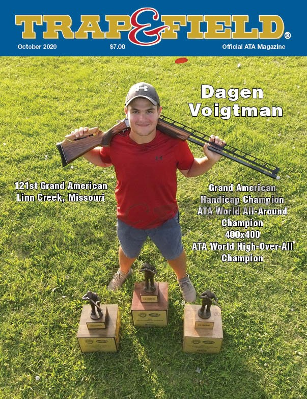 Trap and Field Magazine – Oct. 2020 Issue