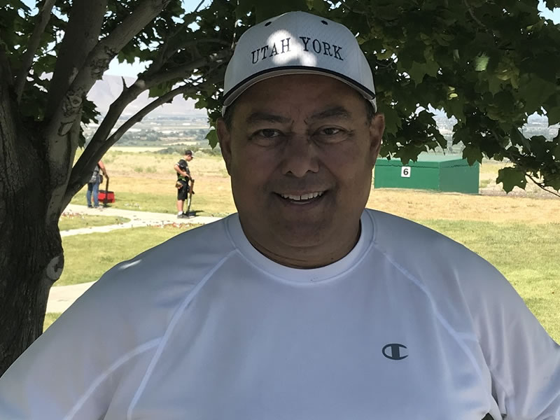 John Yorkey posted a personal-best 197 in the Western Zone main singles and ran his first 50 straight in doubles during the championship.