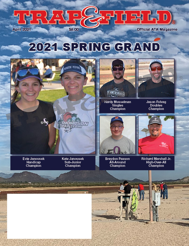 April 2021 Issue – Trap and Field Magazine