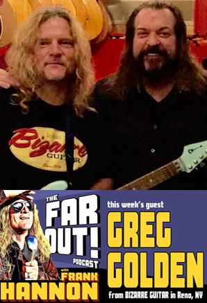 FAR OUT PODCAST EP 3 | GREG GOLDEN