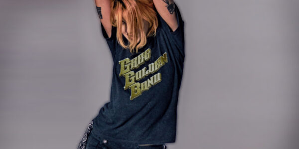 Greg Golden Band Graphic Tee
