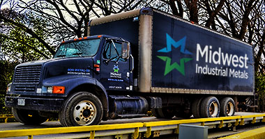 Midwest Industrial Box Truck