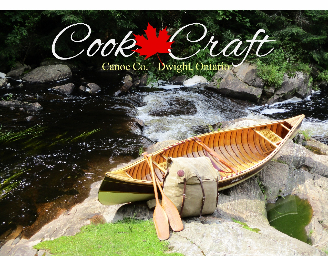 Cook Craft Canoes- Dwight, Ontario