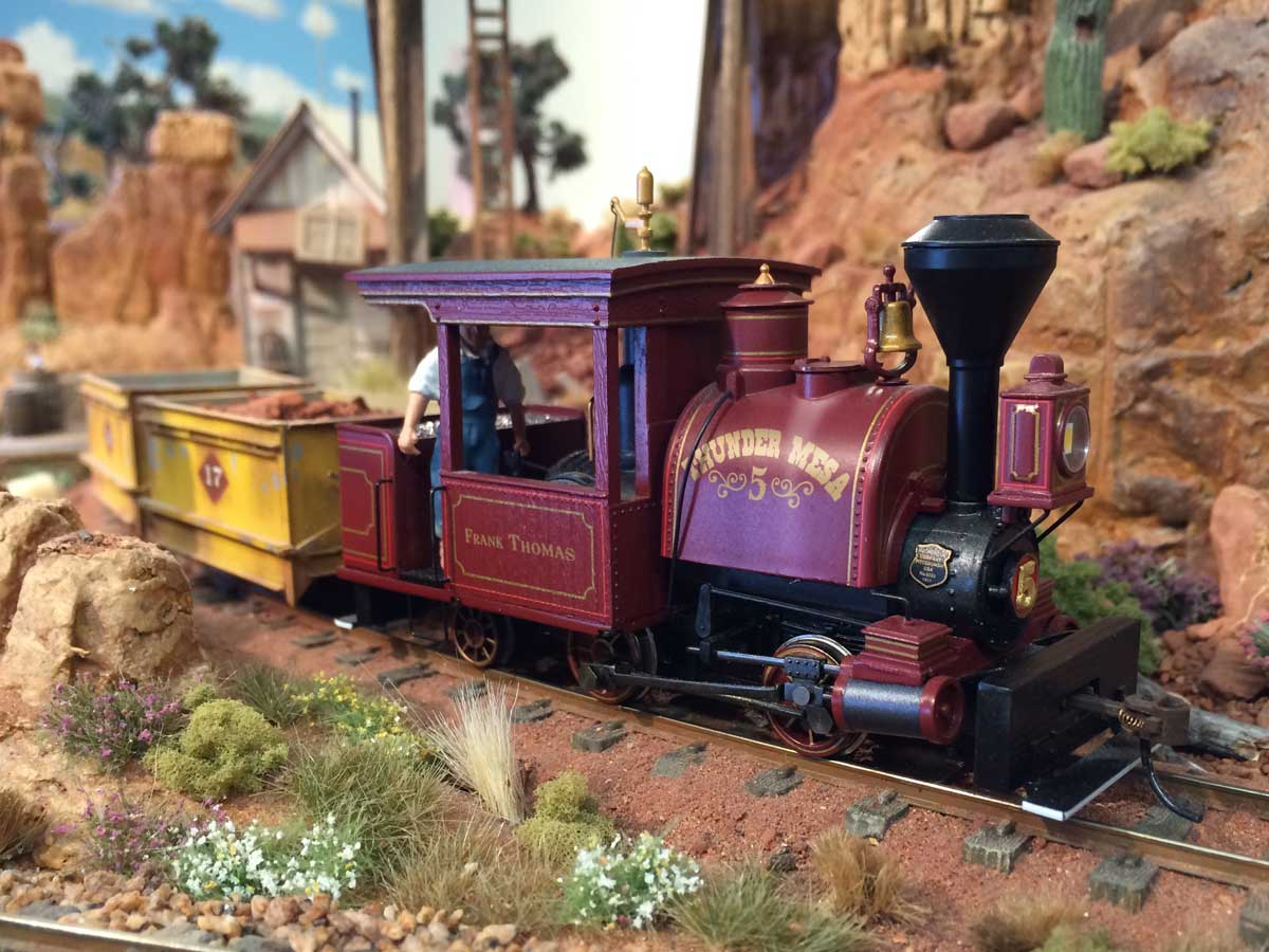 Thunder Mesa Model Railroad