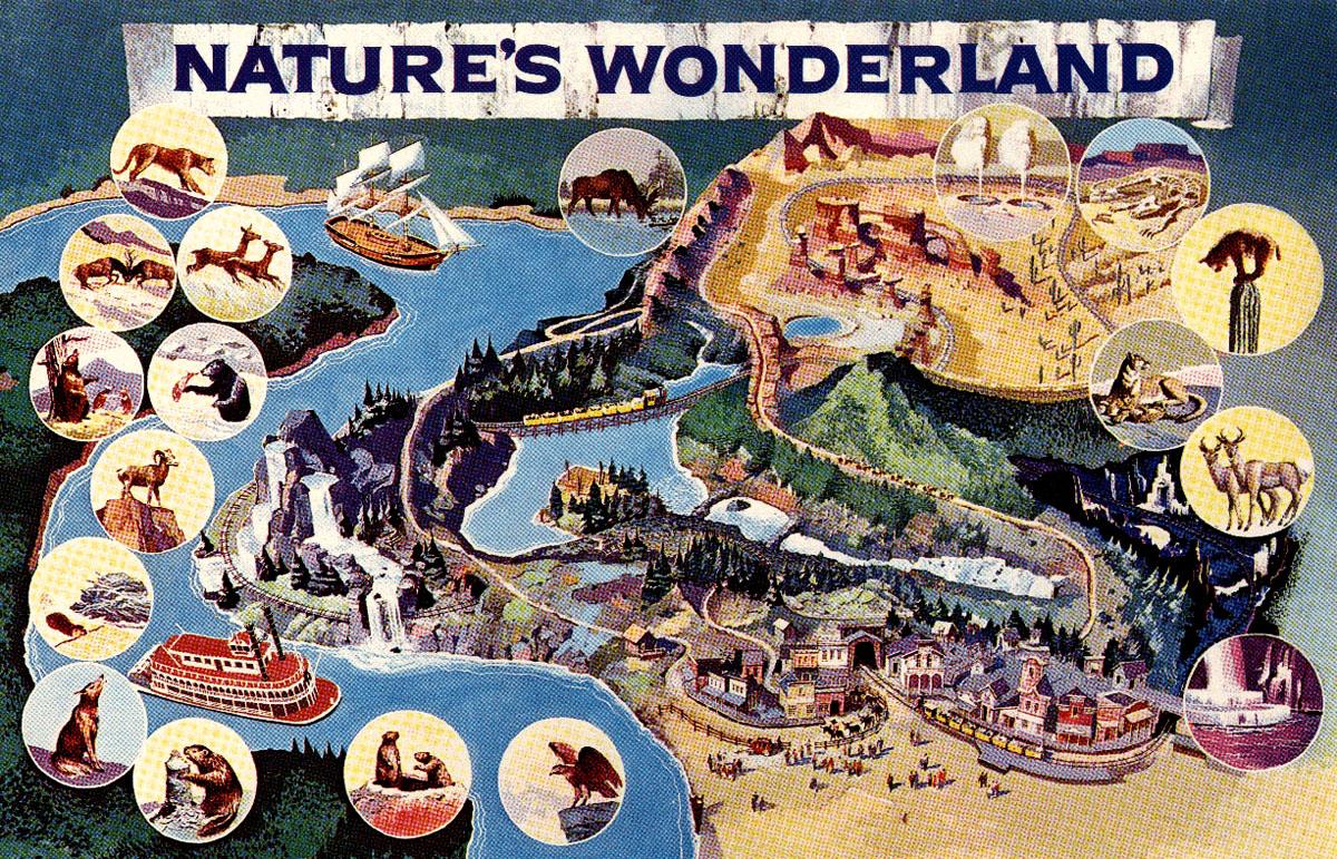 Nature's Wonderland