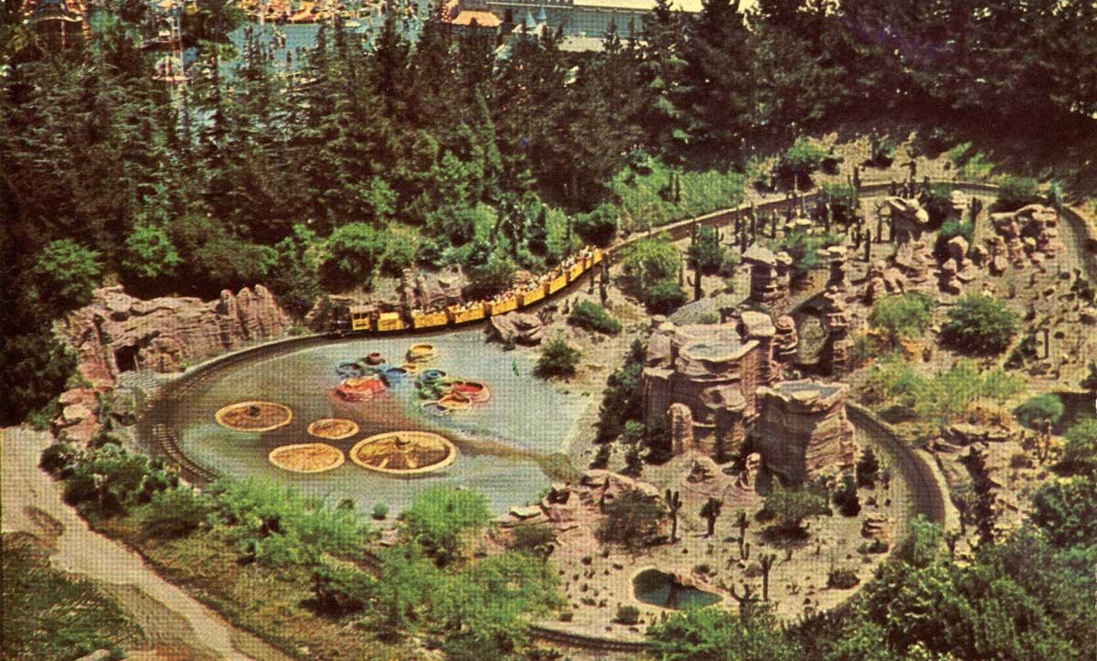 Disneyland Nature's Wonderland