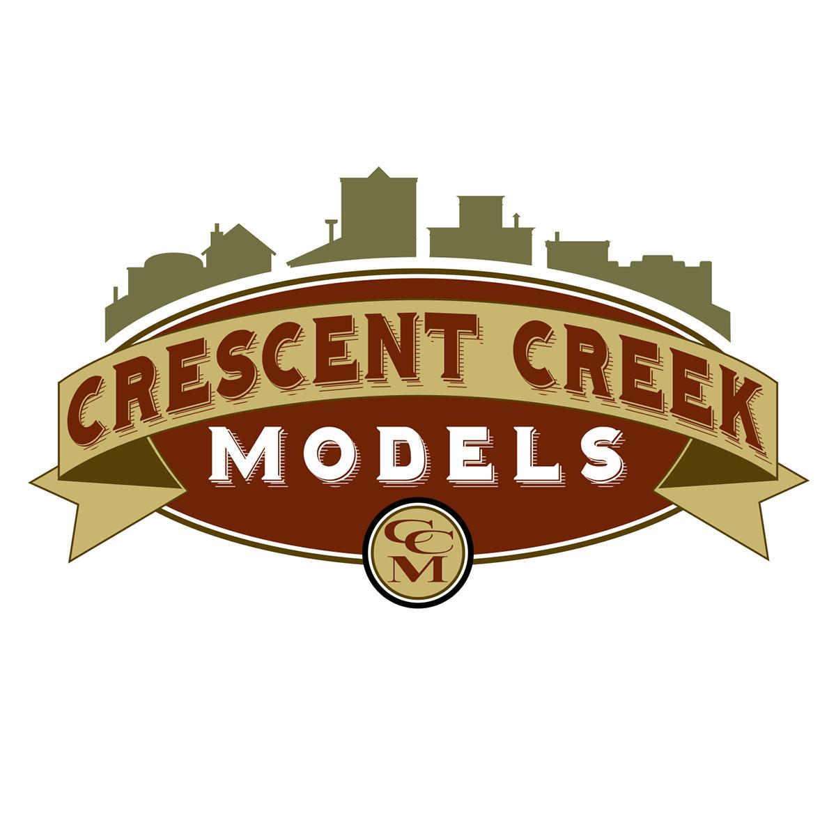Crescent Creek Models Logo