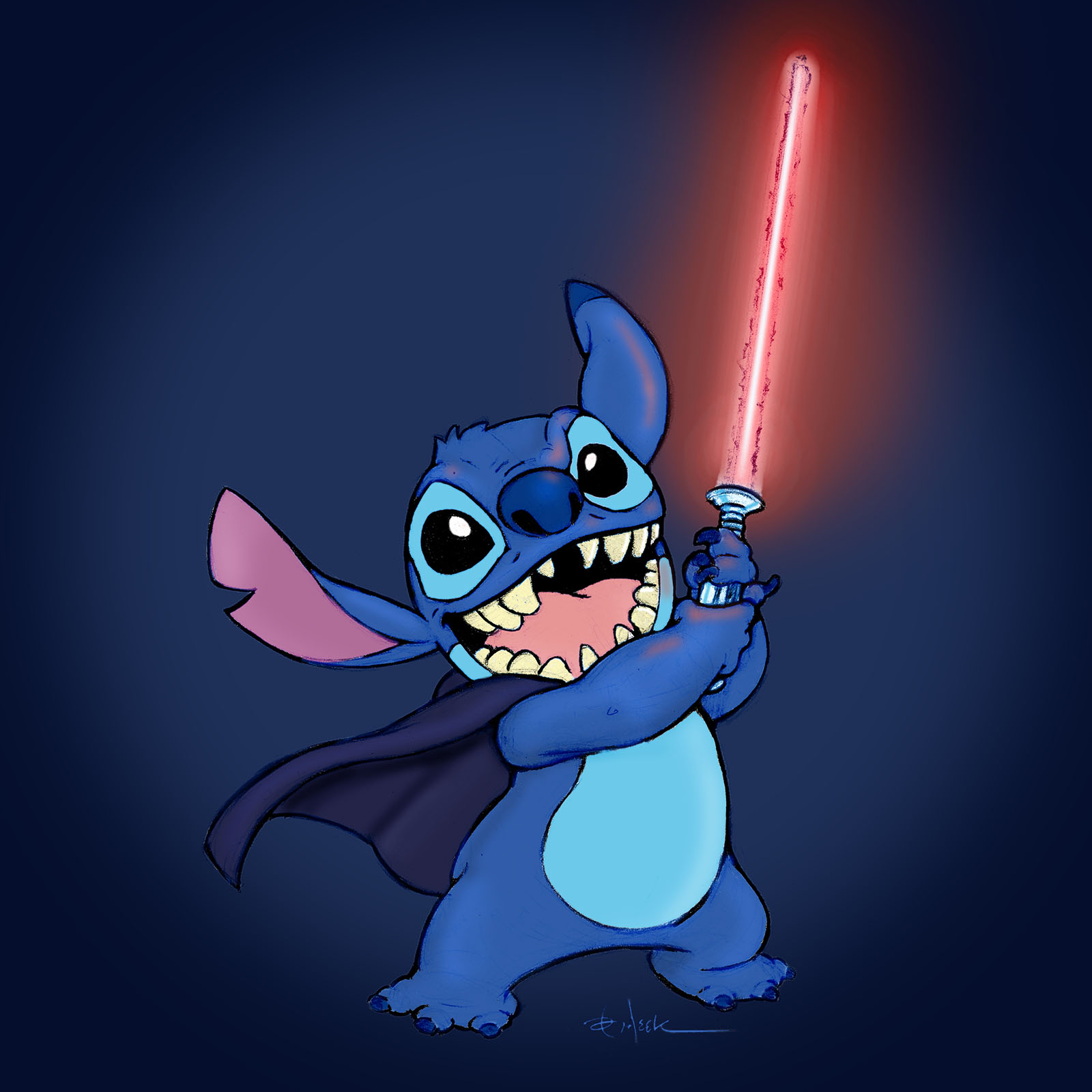 Star Wars Stitch