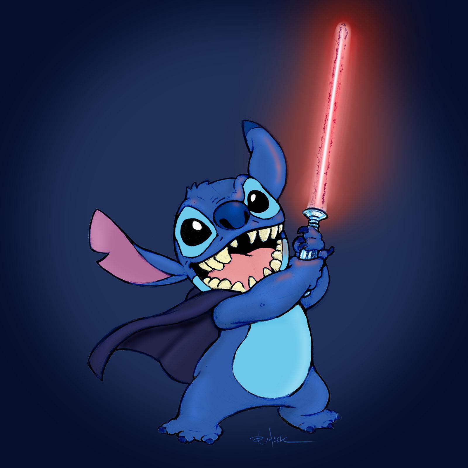 Star Wars Stitch