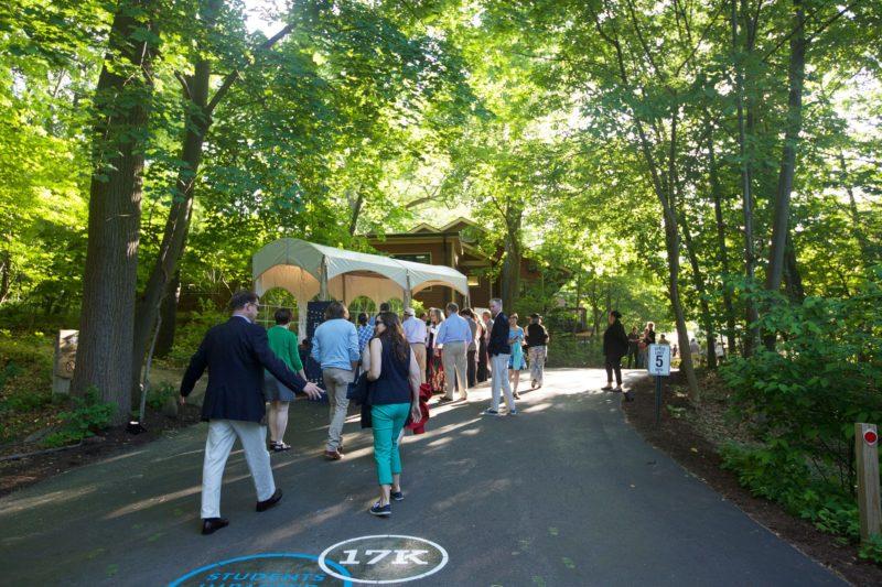 Nature Center at Shaker Lakes Benefit