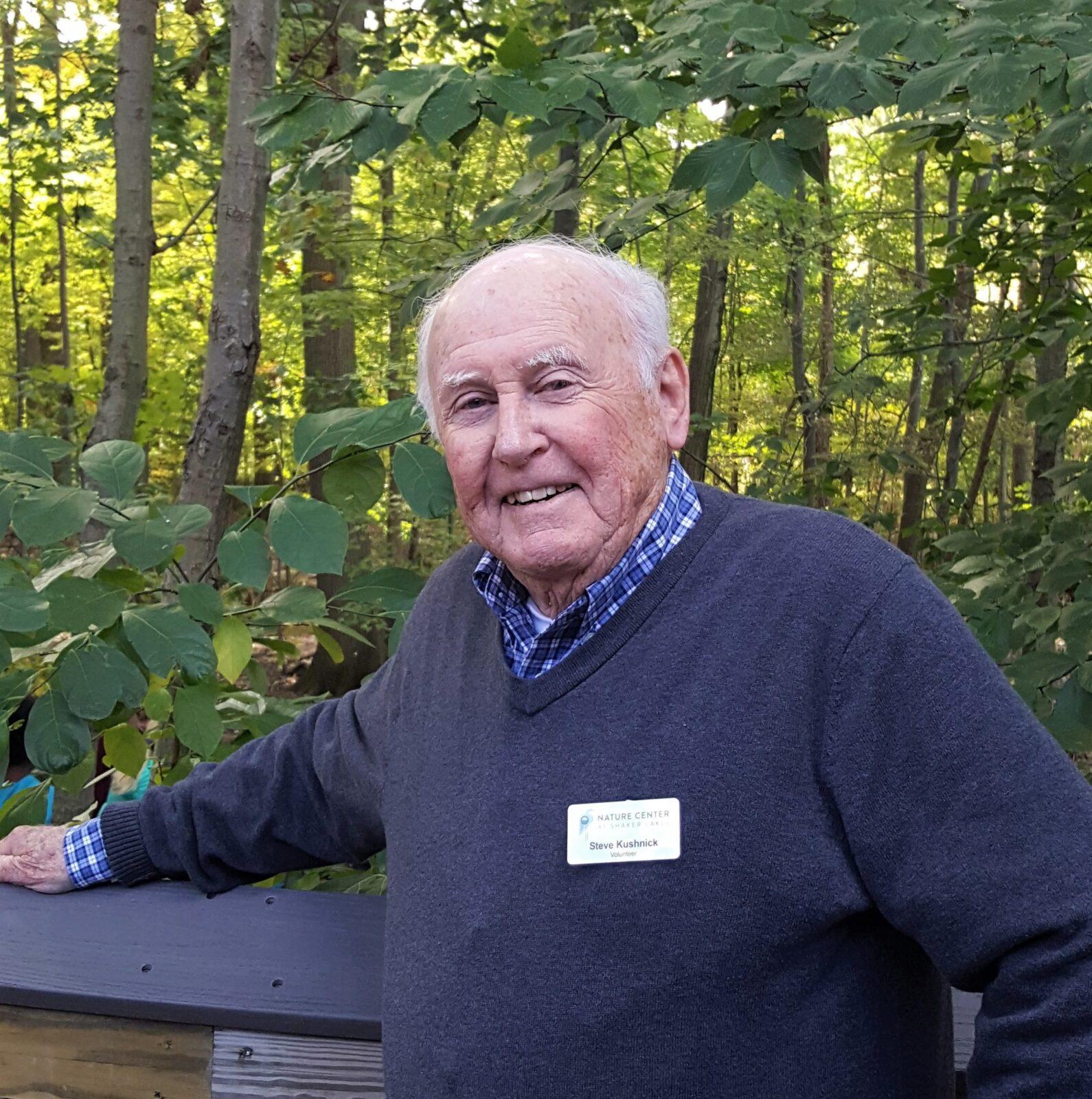 Nature Center at Shaker Lakes Steve Kushnick