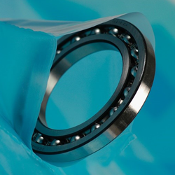 bearing packaged in vci corrosion prevention film bag
