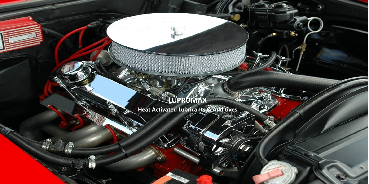car motor protected with lupromax engine additive