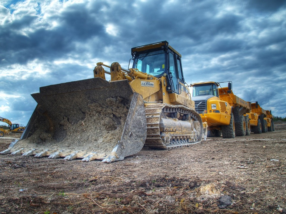 Mining Equipment using Magna products for the Mining Industry