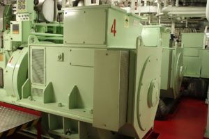 Ship cooling systems