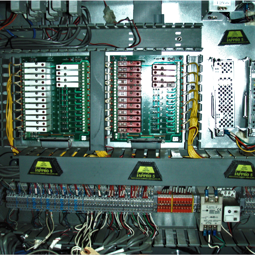 VCI corrosion prevention for large electronic panel boxes