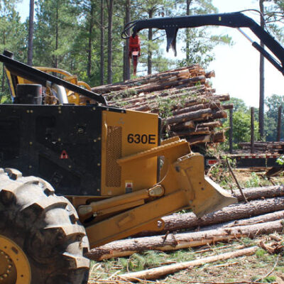 VCI corrosion protection for forestry industry