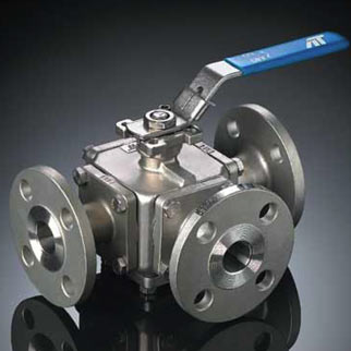 Triac Multi-Port Ball Valves