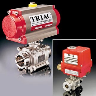 Triac Ball Valves