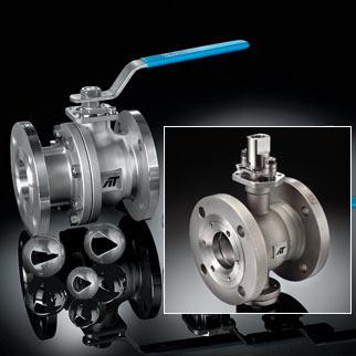 Triac V-Port valves